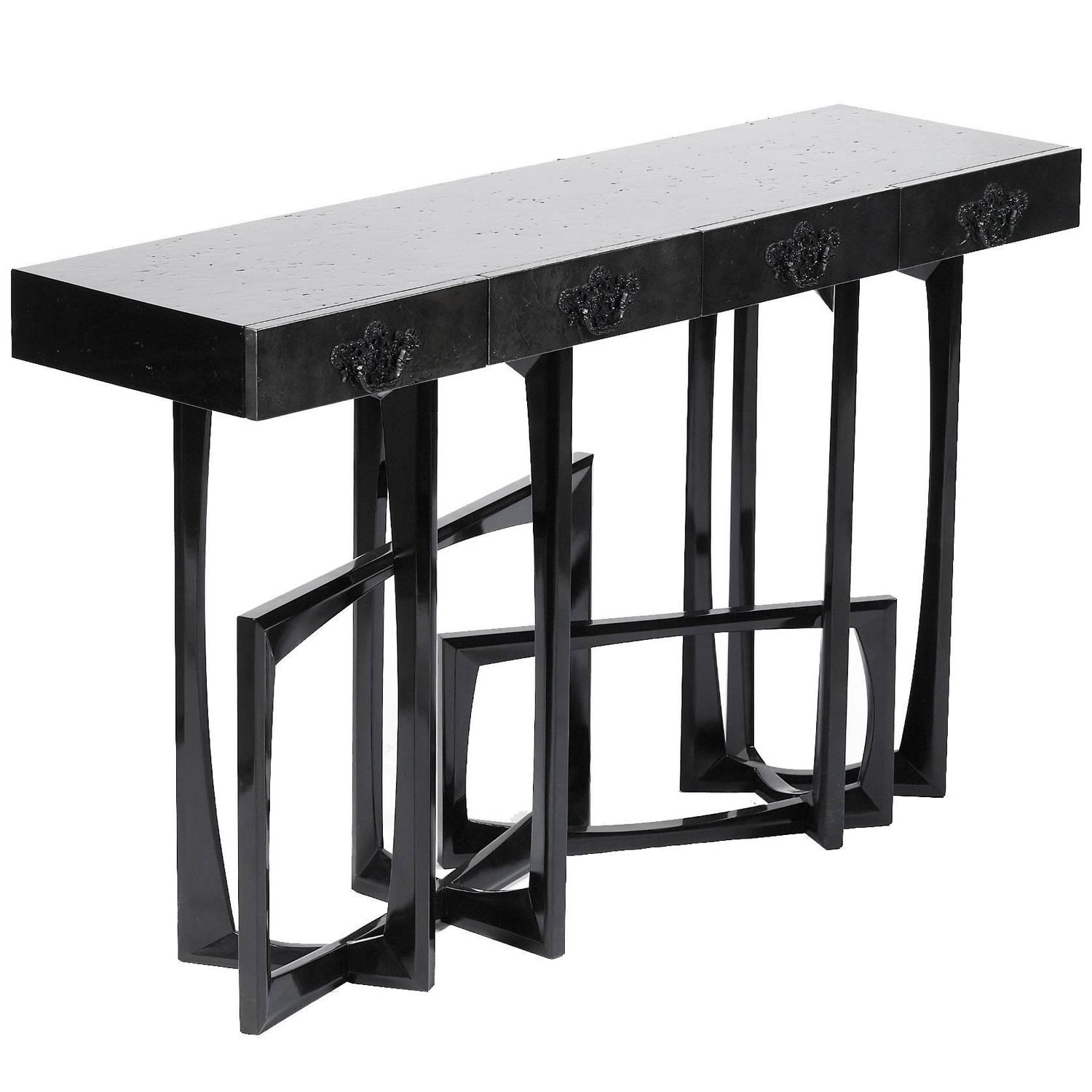 Boca do Lobo Metropolis Console 1st dibs 10 Incredible Modern Console Tables on 1st Dibs metropolis 04 org z