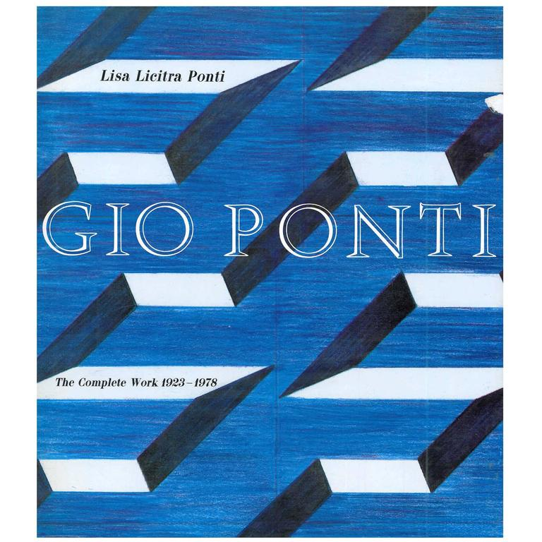 "Gio Ponti, ""The Complete Work 1923-1978 Book"""