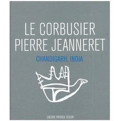 """Le Corbusier Pierre Jeanneret - Chandigarh, India,"" Book"