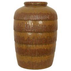 Eva Stæhr Nielsen Stoneware Vase