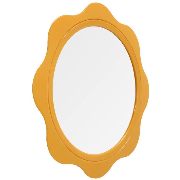 Mid-Century Mirror by Makisen Kuvastin Oy