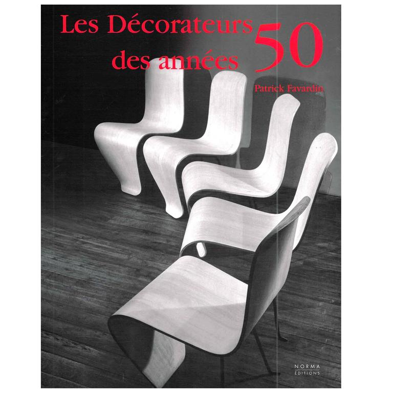 """Les Decorateurs Des Annees 50 """"Book"""""""