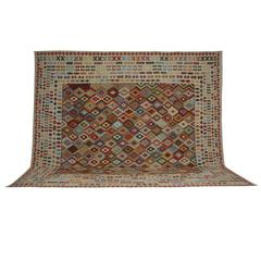 Kilim Rugs, Handmade Rugs, Traditional Large Rugs for Sale from Afghanistan
