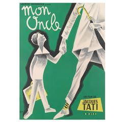 Mon Oncle Movie Poster