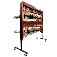 Historic 1908 Theater Organ, Marimba Section