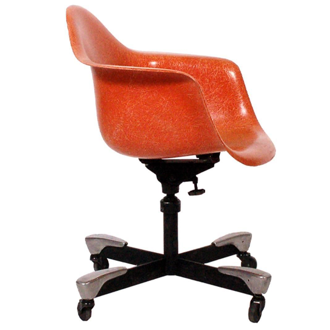 sc 1 st  1stDibs & Charles Eames DAT Desk Chair for Herman Miller 1953 at 1stdibs