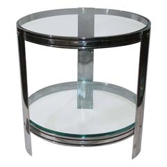 1930s American Modernist Table by Salvatore Bavelacqua