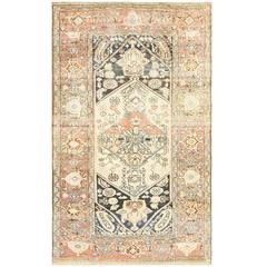 Small Antique Persian Malayer Rug