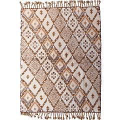 Beautiful Vintage Beni Ourain Moroccan Rug