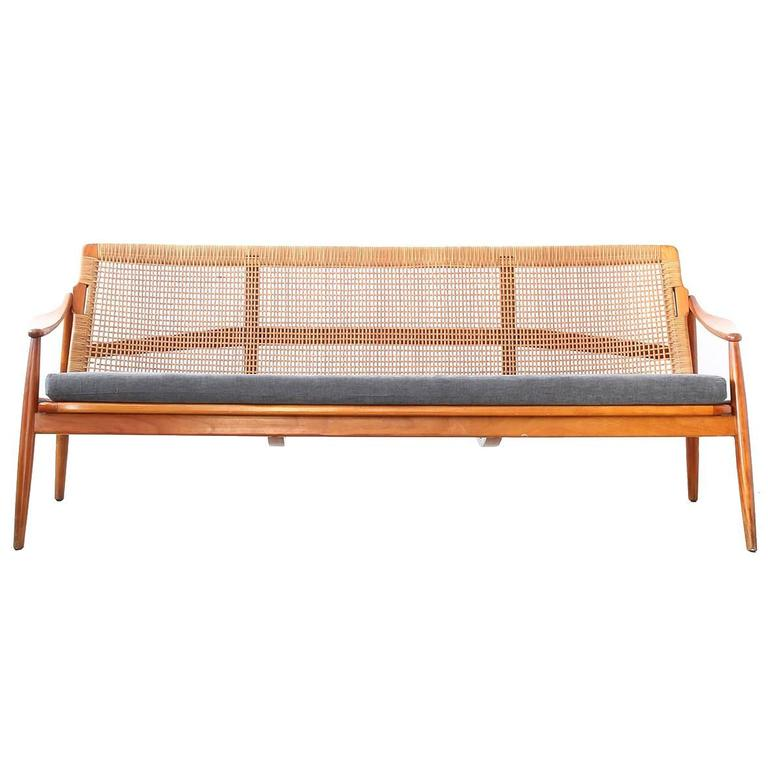 Sofa by Hartmut Lohmeyer for Wilkhahn