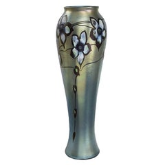 Intaglio Vase by Tiffany Studios New York