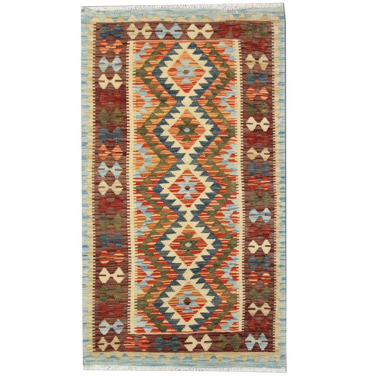 Kilim with traditional designs at 1stdibs for Kilim designs
