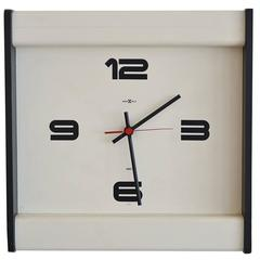 George Nelson for Howard Miller Wood Block Clock
