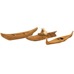 Eskimo Kayak's from a Private Collection