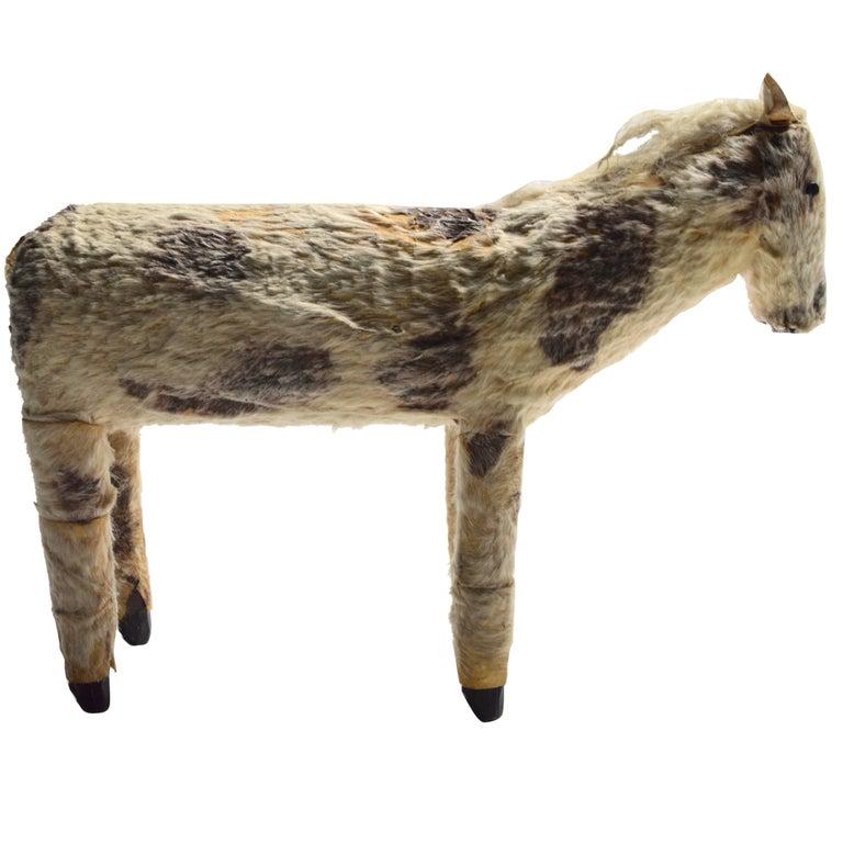 Folk Art Horse For Sale