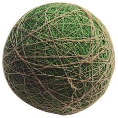 Massive Yarn Ball Stool