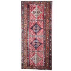 Antique Turkish Kilim Rug, Antique Rugs, Anatolian Turkish Red Rugs