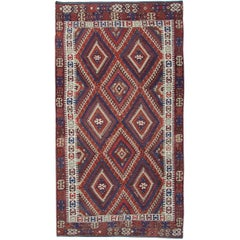 Antique Rugs, Anatolian Turkish Kilim Rugs, Turkish Carpet from Anatolia
