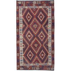 Antique Rugs, Anatolian Turkish Kilim Rugs, Turkish Carpet from Anatolia