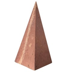 Copper Pyramid by Duayne Hatchett For Sale at 1stdibs