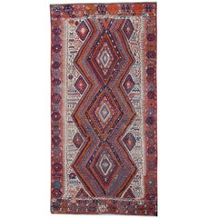 Antique Rugs Turkish Handmade Carpet, Kilim Rugs, Oriental Rugs for Sale