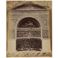 Thomas H. Dyer. Mosaic Fountain, 1867