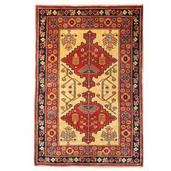 Kazak Rugs, Persian Style Rugs, Carpet from Afghanistan