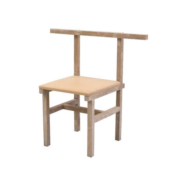'Stoned Chair 3' by Fredrik Paulsen