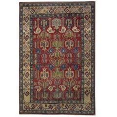 Handmade Rugs, Afghan Rugs, Kazak Rugs, Carpet from Afghanistan