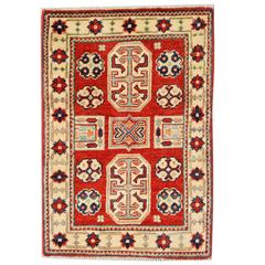 Kazak Rugs, Persian Style Rugs, Carpet from Afghanistan