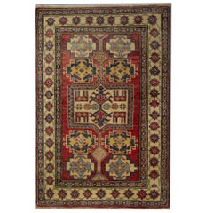 Handmade Rugs, Afghan Rugs, Kazak Rugs, Red Carpet of Afghanistan