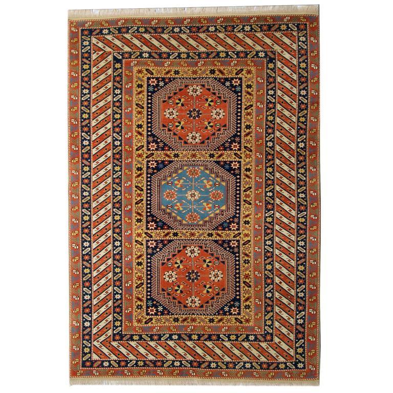 Kazak Rugs, Persian Style Rugs, Carpet from Turkey