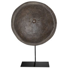 African Shield Wallaïta from Ethiopia Early 20th Century