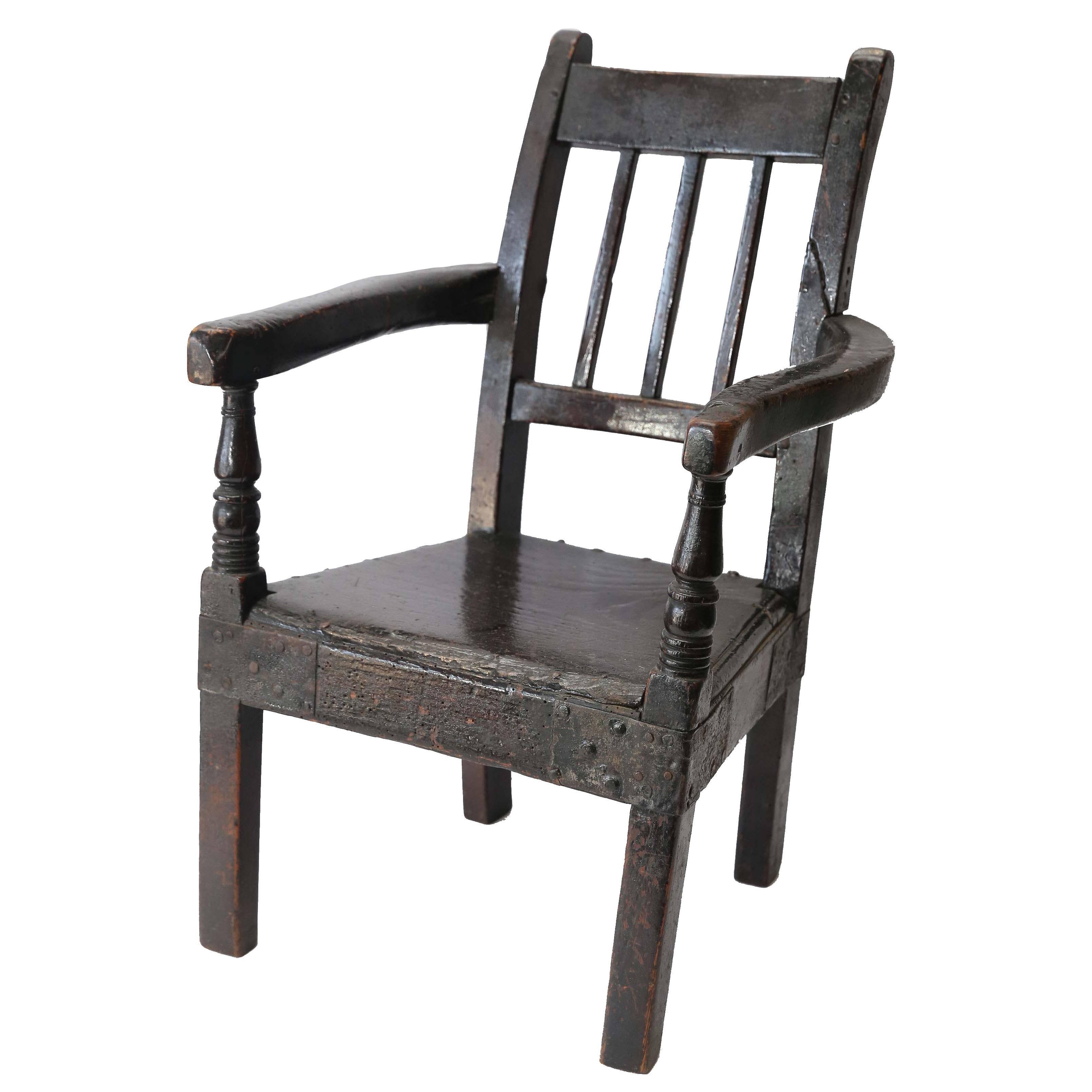 19th Century Child's Chair