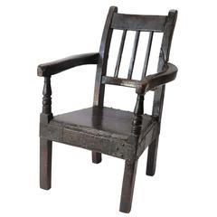 19th Century Child's Chair