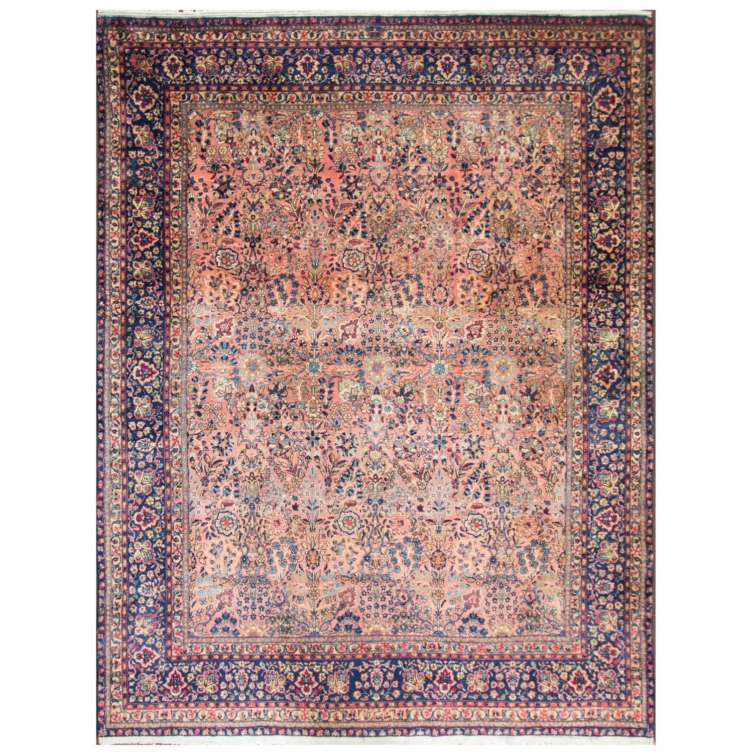 Exquisite Antique Laver Kerman For Sale At 1stdibs