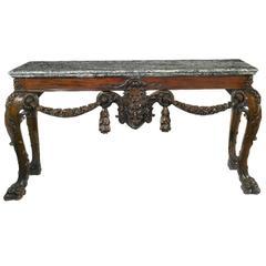 Pair of 19th Century Irish Console Tables