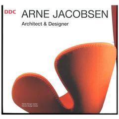 """""""ARNE JACOBSEN - Architect & Designer,"""" Book"""