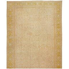 Antique Agra Oriental Rugs