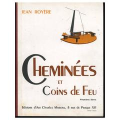 """""""Cheminees Et Coins De Feu"""" Book"""