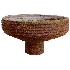Handformed Ceramic Pinchpot by Mary Alice McFadden