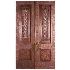 Magnificent Bronze Doors