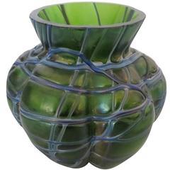20th Century Art Glass Vase