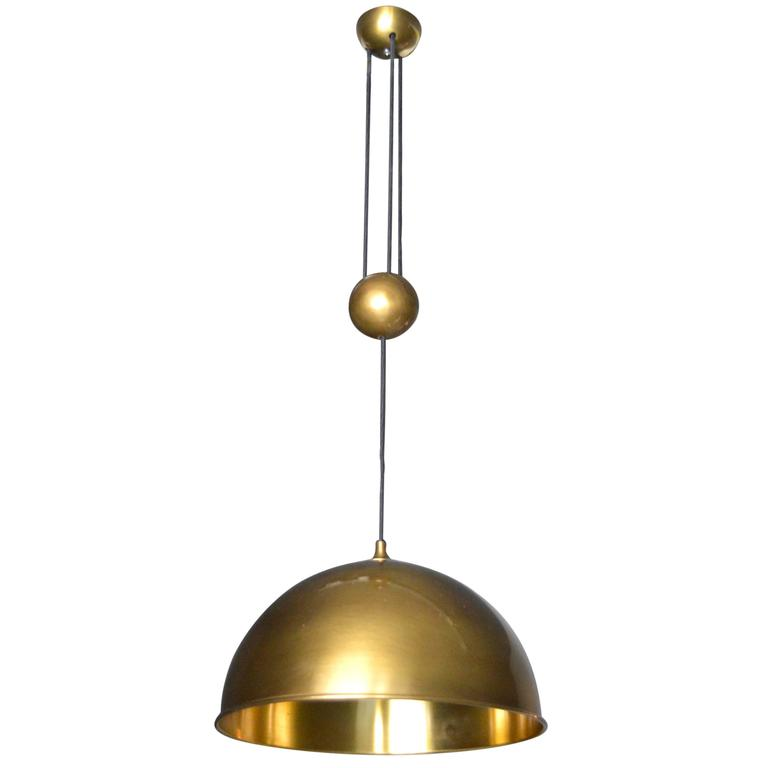 Florian Schulz Dome Counter Balance Pendant