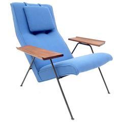 Original-Relaxsessel des britischen Designers Robin Day für Hille, 1950er Jahre