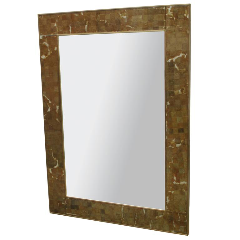 multi faceted wall mirror it