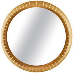 Large Italian Illuminated Mirror