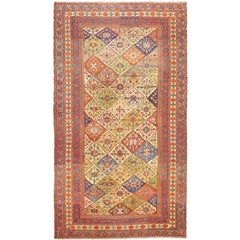 Oversize Tribal Persian Afshar Antique Rug