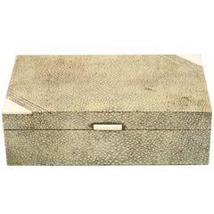 Shagreen Cigarette Box