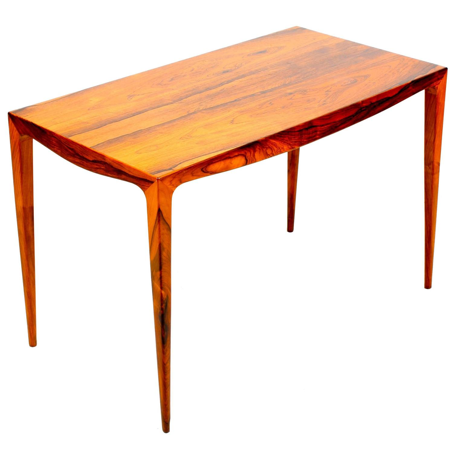 Elegant low table by wanscher for sale at 1stdibs for Low sofa table